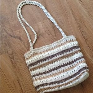 Croft & Barrow Crochet Bag